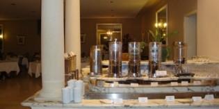 27. December 2010 – 1. January 2011: Antoinette Room @Corinthia Palace Hotel & Spa