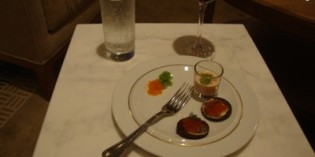 14. October 2011: VIP Lounge @Arion, A Luxury Collection Resort & Spa