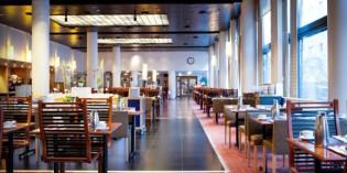 25. April 2015: Restaurant Brasseriet @ Radisson Blu Scandinavia