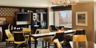 5. September 2015: Sheraton Club Lounge @ Sheraton Austin