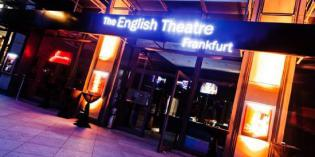 29. November 2014: The English Theatre Frankfurt