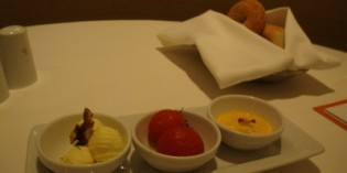 14. October 2011: Grill Room Restaurant @Arion, A Luxury Collection Resort & Spa