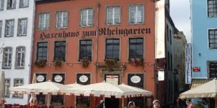 21. July 2012: Restaurant Haxenhaus zum Rheingarten