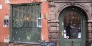 21. March 2010: Restaurang Café Kaffekoppen