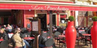 12. October 2014: Brasserie Les Ponchettes