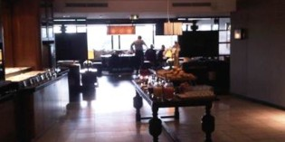 18. June 2012: Restaurant Regency Club @Hyatt Regency Cologne