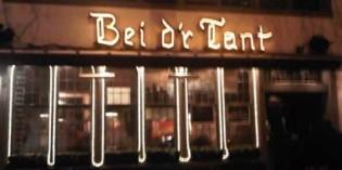 20. December 2010: Restaurant Bei D'r Tant