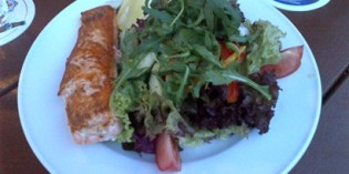 18. July 2012: Restaurant Café Midi
