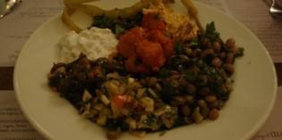 17. April 2011: Restaurant Galata Kiva