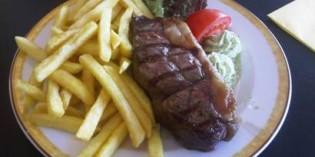 20. June 2012: Restaurant Maredo