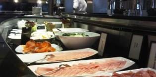 20. June 2012: Restaurant Seasons @Hilton Bonn