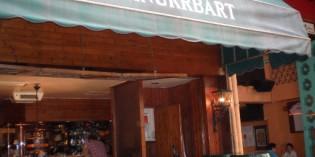 13. November 2015: Schnurrbart Bar