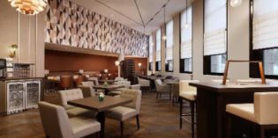 New Sheraton Club Lounge @ Sheraton Grand Hotel Berlin Esplanade (21. May 2016)