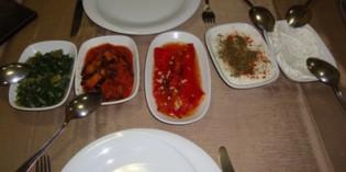 15. April 2011: Restaurant Sohbet Ocakbaşı