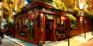 24. October 2015: The Temple Bar