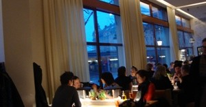 19. March 2010: Restaurang Vapiano