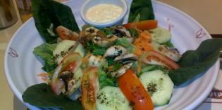 18. December 2009: Restaurant Vips