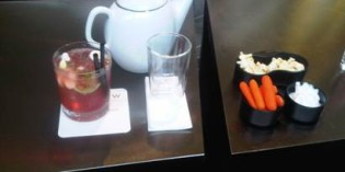 9. April 2012: W Lounge @W Opera Hotel
