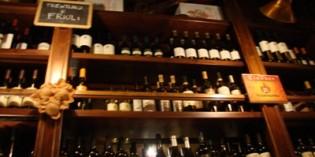 18. October 2009: Restaurant Enoteca e Taverna Capranica
