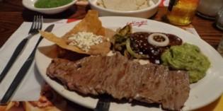 27. August 2012: Restaurant Wings